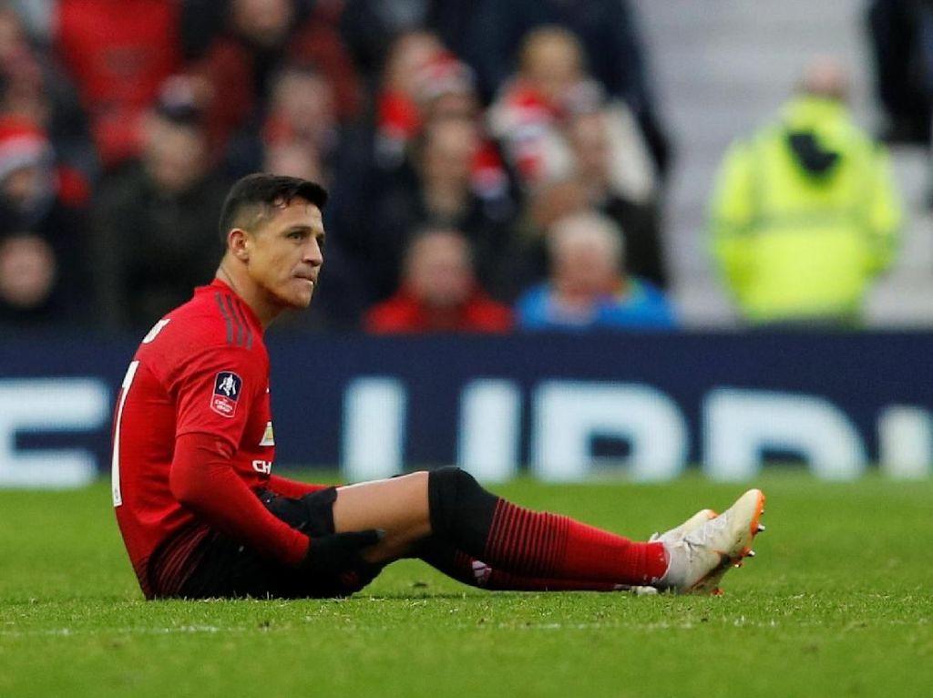 Alexis Sanchez Sudah Kehilangan Rasa Lapar Kesuksesan