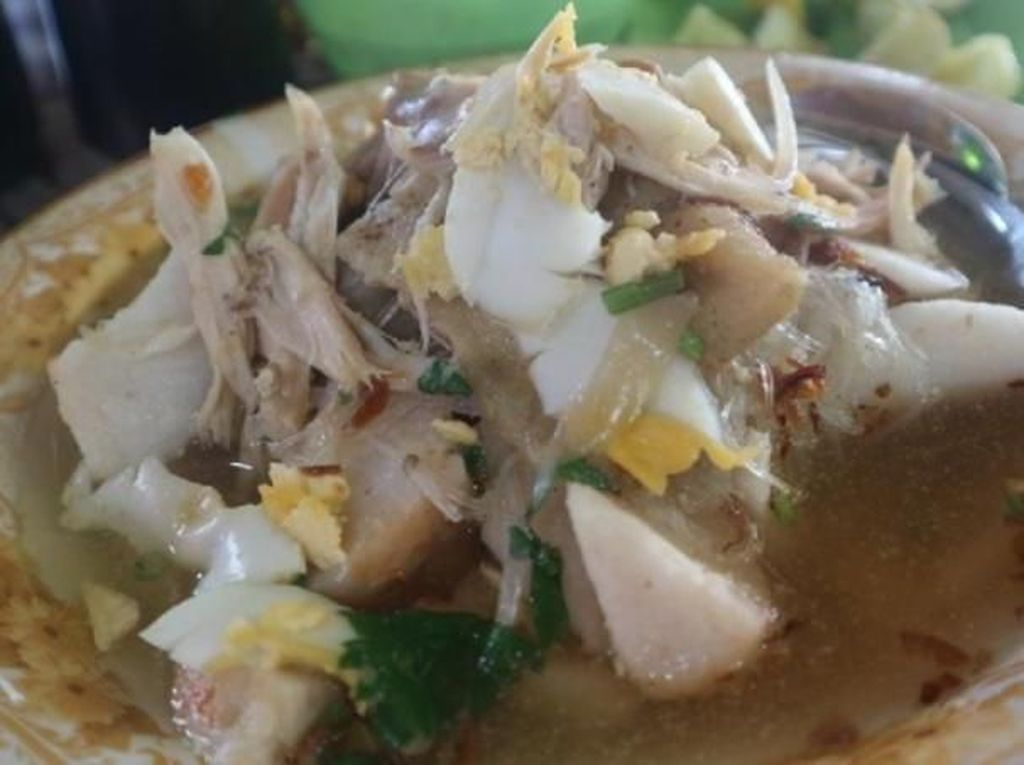 Kulineran di Banjarmasin, Cobain Soto Banjar