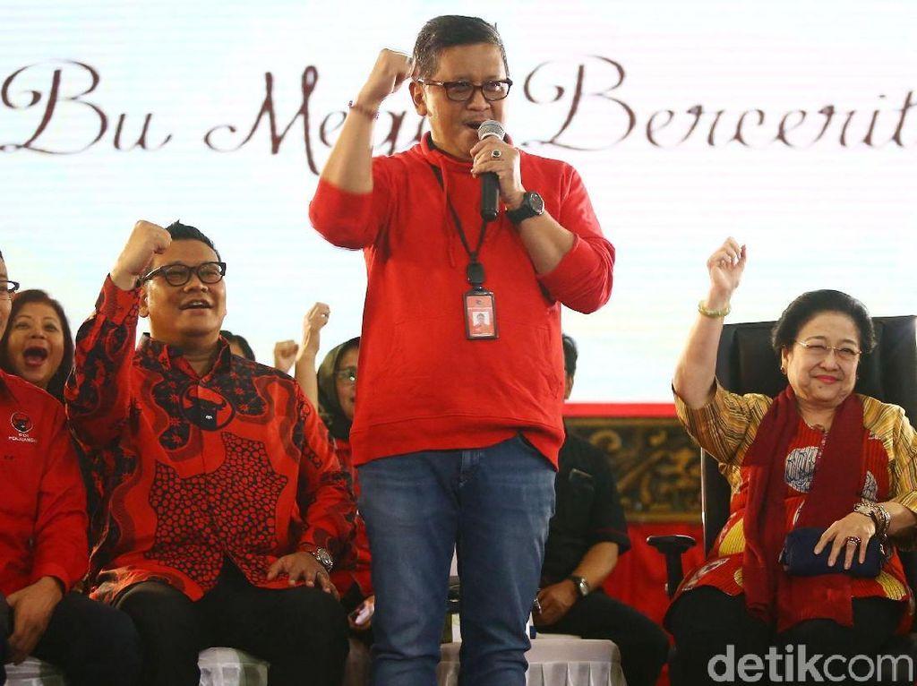 Posko Prabowo di Solo Dekat Rumah Jokowi, PDIP: Jangan Terprovokasi!