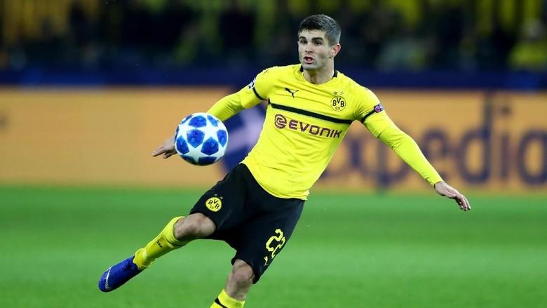 Masa Depan Pasti, Pulisic Kini Fokus Penuh ke Dortmund