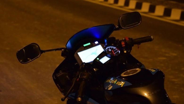 Yamaha R15 Kaprikornus Motor Pintar. Foto: Dok. Kunal Custom Design