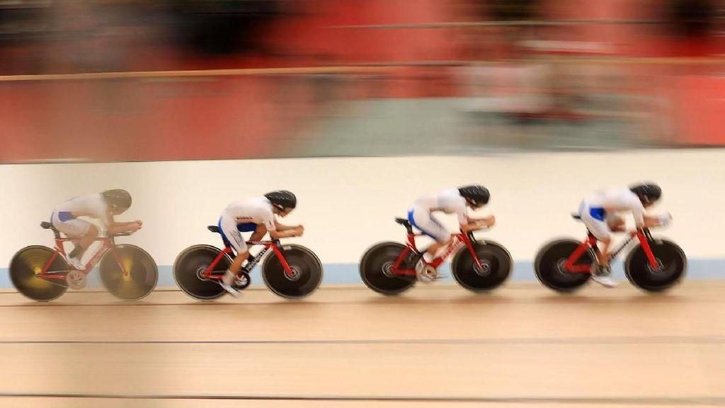 Indonesia Gelar Kejuaraan Balap Sepeda se-Asia