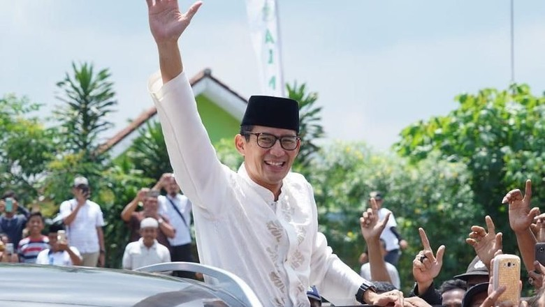 Sandiaga Dipolisikan, BPN: Faktanya Terjadi Tindak Pidana ke Nelayan Najib
