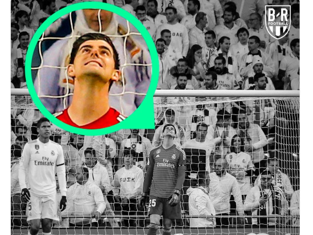 Kumpulan Meme Real Madrid Terhempas di Kandang Sendiri