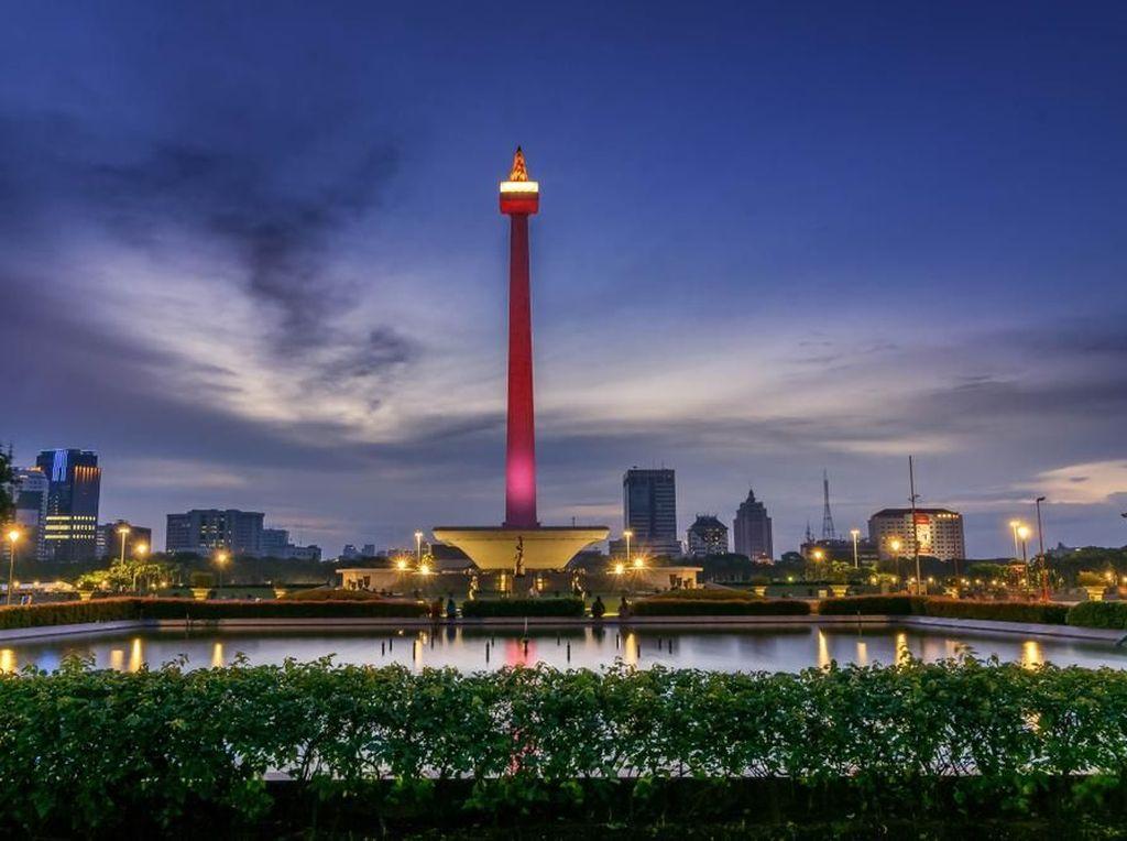 Tahun Baru, Ribuan Warga Jakarta Minta Diantar Jemput Ojol ke Sini
