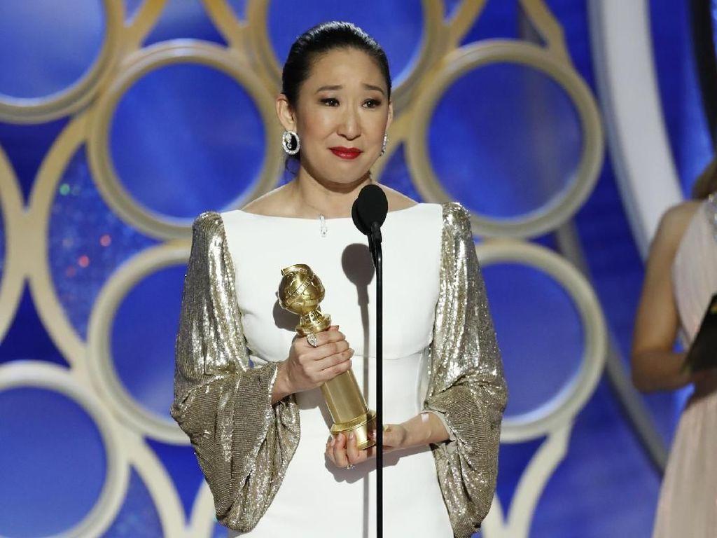 Sandra Oh Jadi Aktris Terbaik di Serial Drama Televisi