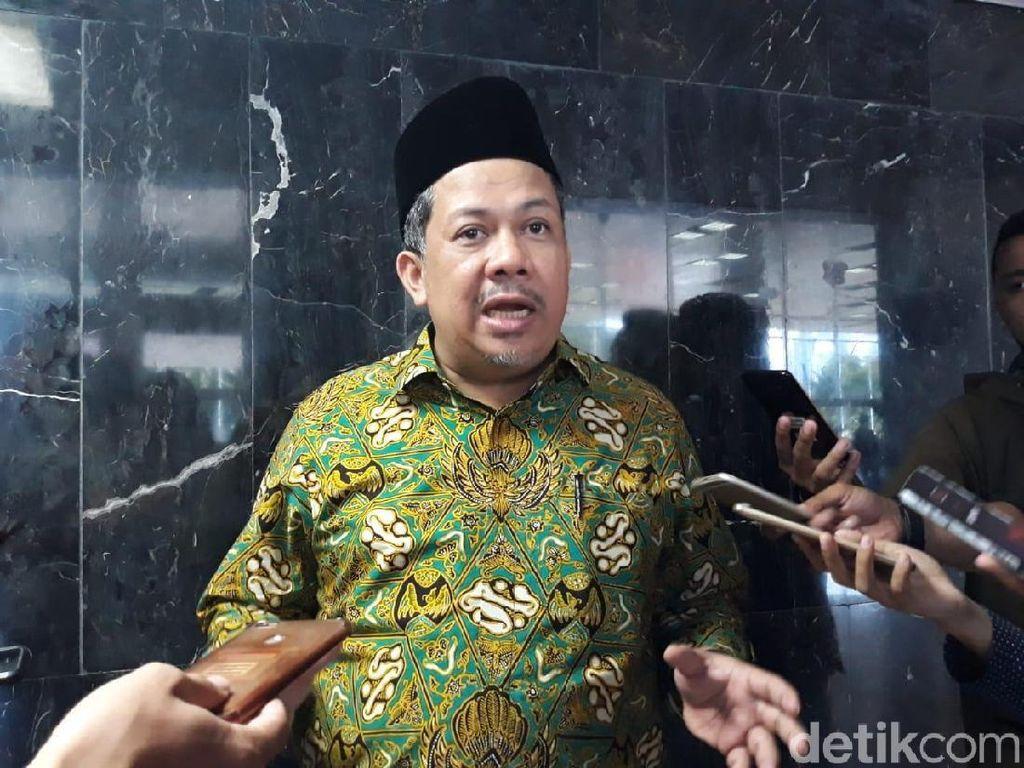 Maruf Irit Bicara Saat Debat, Fahri Hamzah Salahkan Sontekan KPU