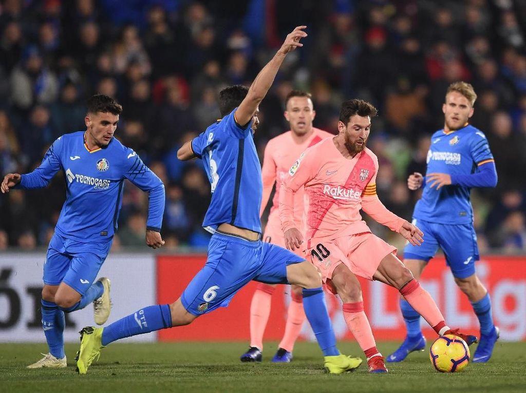 Liga Spanyol Pekan Ini: Barcelona Diuji Getafe