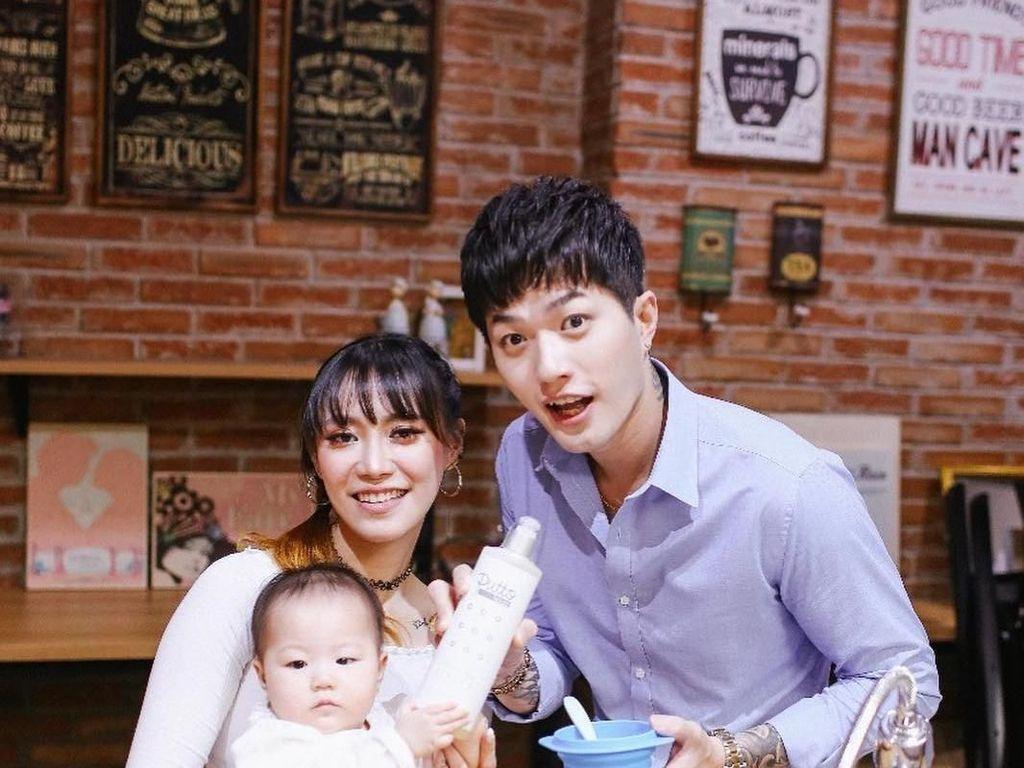 Lee Jeong Hoon Ngamuk Anaknya Disamakan dengan Monyet