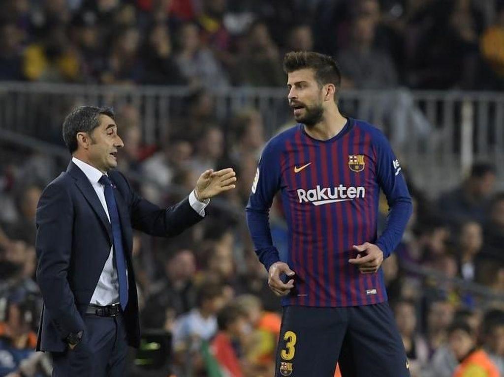 Valverde Waspadai Kecepatan Pemain Man United