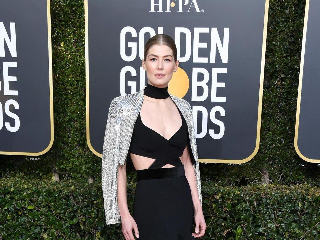 First Look! Cantiknya Selebriti di Red Carpet Golden Globes 2019