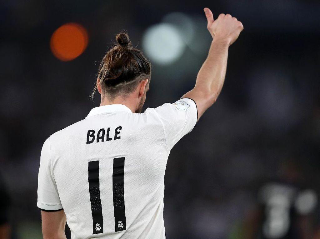 Rumor Transfer: Gareth Bale Diklaim Menuju Liga Super China