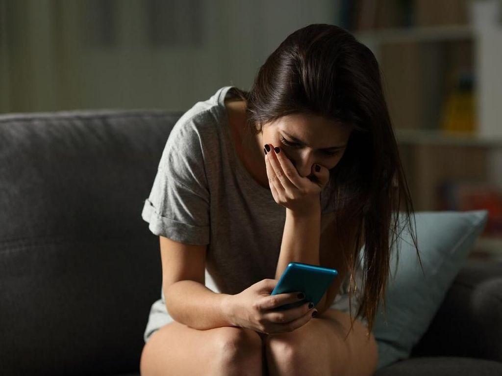 Video Seks Seseorang Tersebar? Laporkan, Tak Usah Dibikin Viral