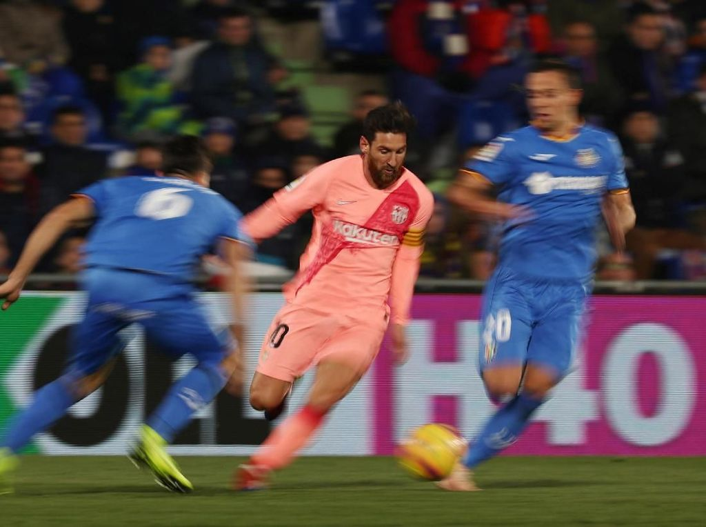 Jadwal Liga Spanyol Pekan ke-24