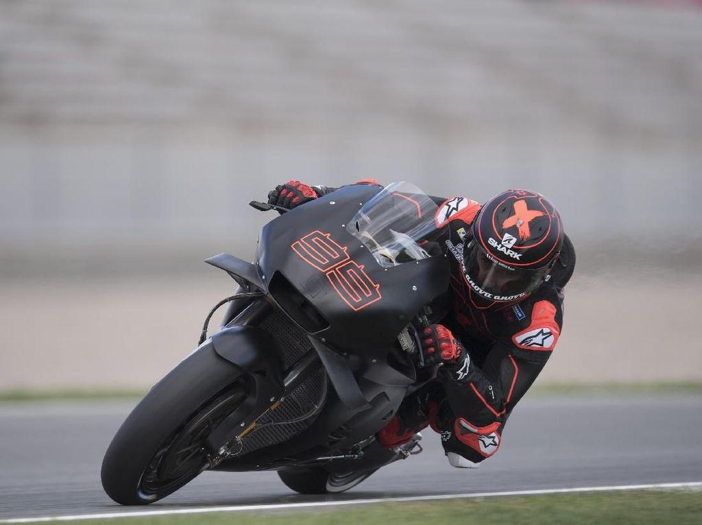 Lorenzo Merasa Sudah Sangat Dicintai Honda
