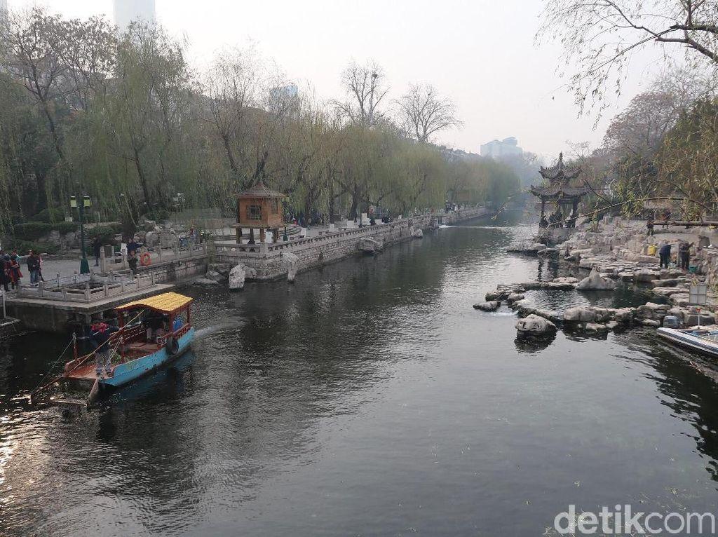 Foto: Mata Air Paling Bersih Sedunia yang Romantis