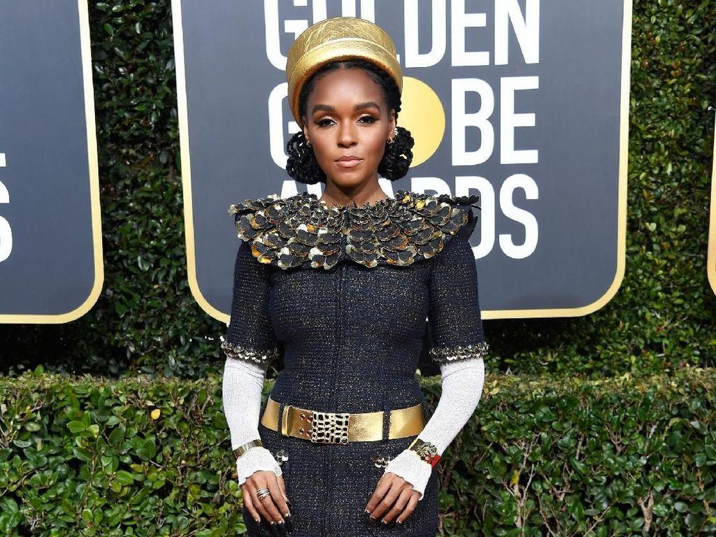 7 Selebriti Berbusana Terburuk di Karpet Merah Golden Globes 2019