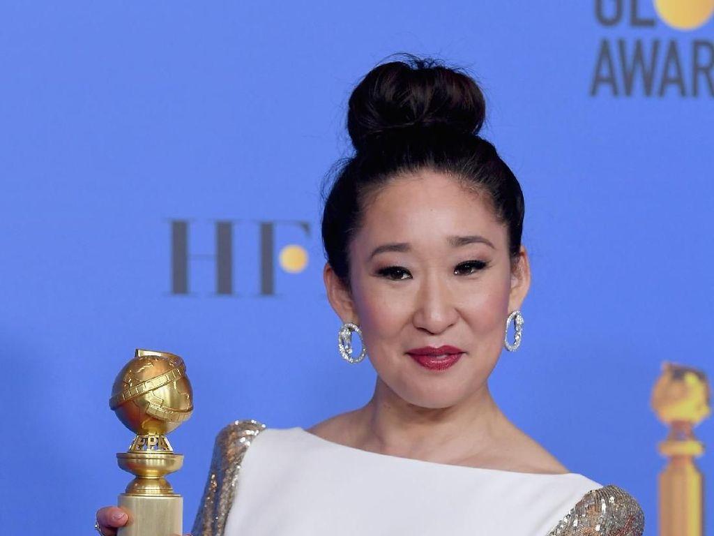 Fakta Sandra Oh, Orang Asia Pertama yang Menang Aktris Terbaik Globen Globes