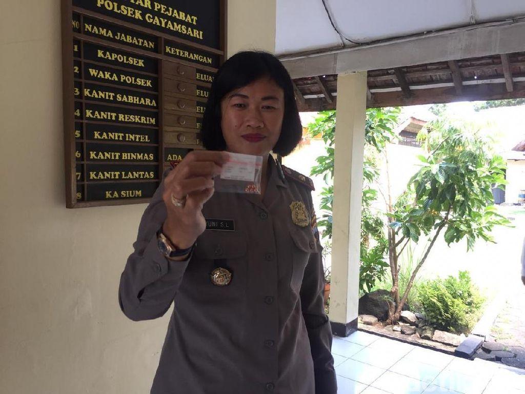 Konter HP di Semarang Ditembaki Orang Tak Dikenal
