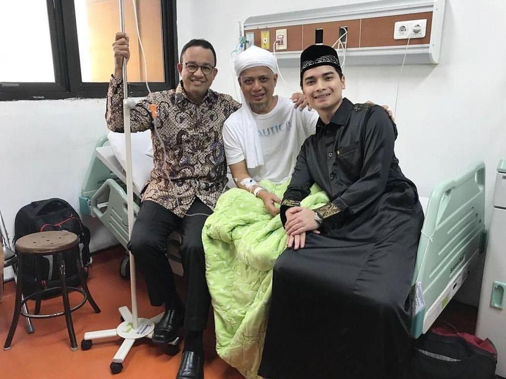 Gejala Kanker Kelenjar Getah Bening yang Diidap Arifin Ilham Sebelum Wafat