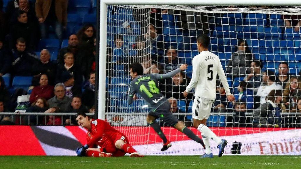 Beredar Video Petugas VAR Rayakan Gol ke Real Madrid, Netizen Kepo