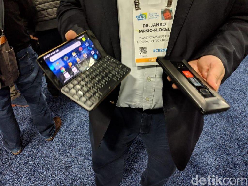 Wah, HP Ini Bisa Jalankan Android dan Linux
