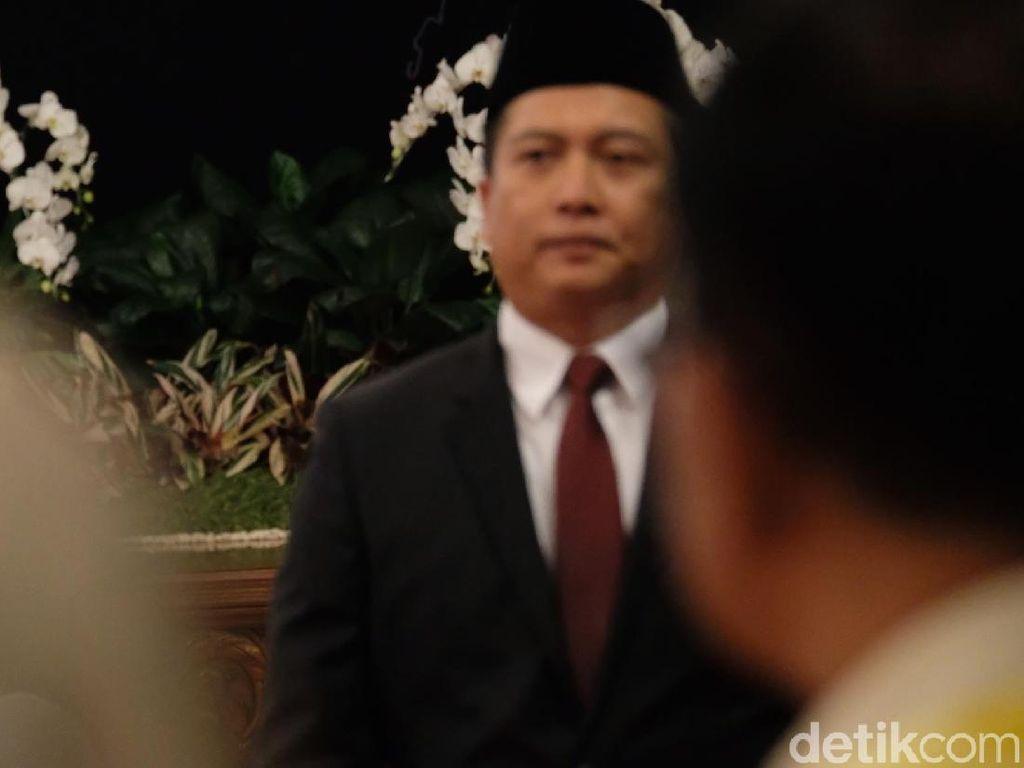 Jokowi Ungkap Hubungan Dekat dengan Erdogan ke Dubes Iqbal