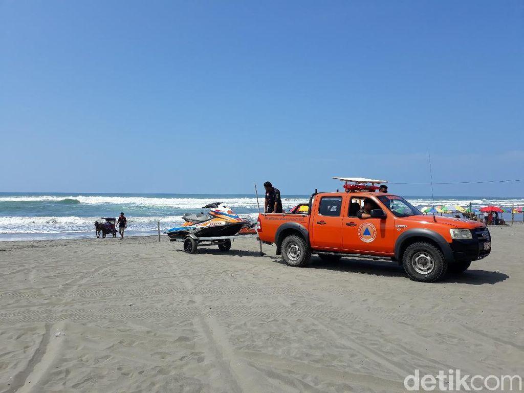 Wisatawan yang Terseret Ombak Pantai Parangtritis Ditemukan Tewas