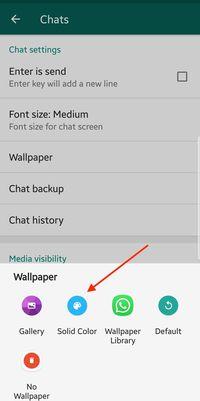 Menanti Kehadiran Mode Gelap di WhatsApp