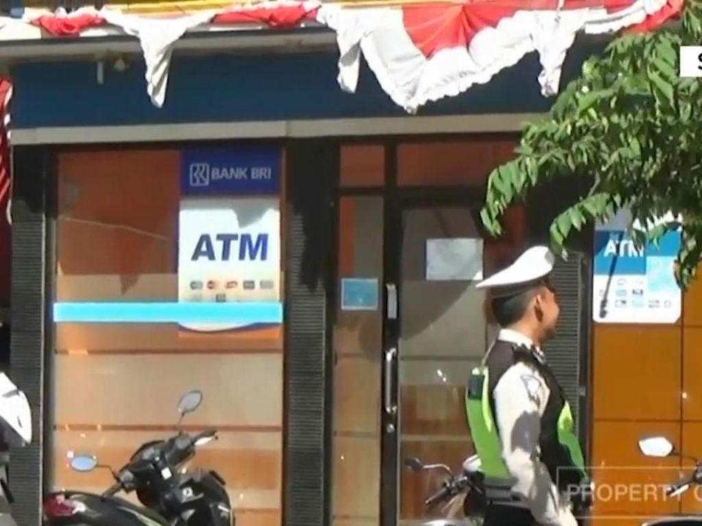 Pembobol ATM di Serang Digerebek Polisi Saat Beraksi