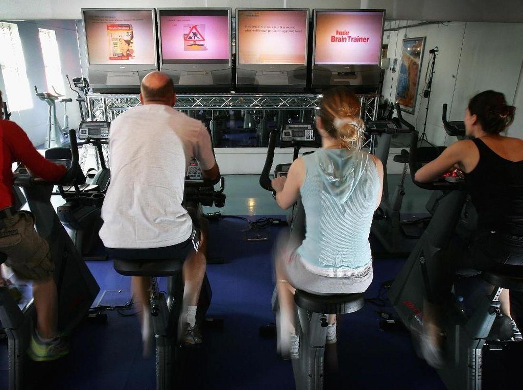 Di Gym Ini Kamu Bisa Olahraga Melatih Fisik Sekaligus Pikiran