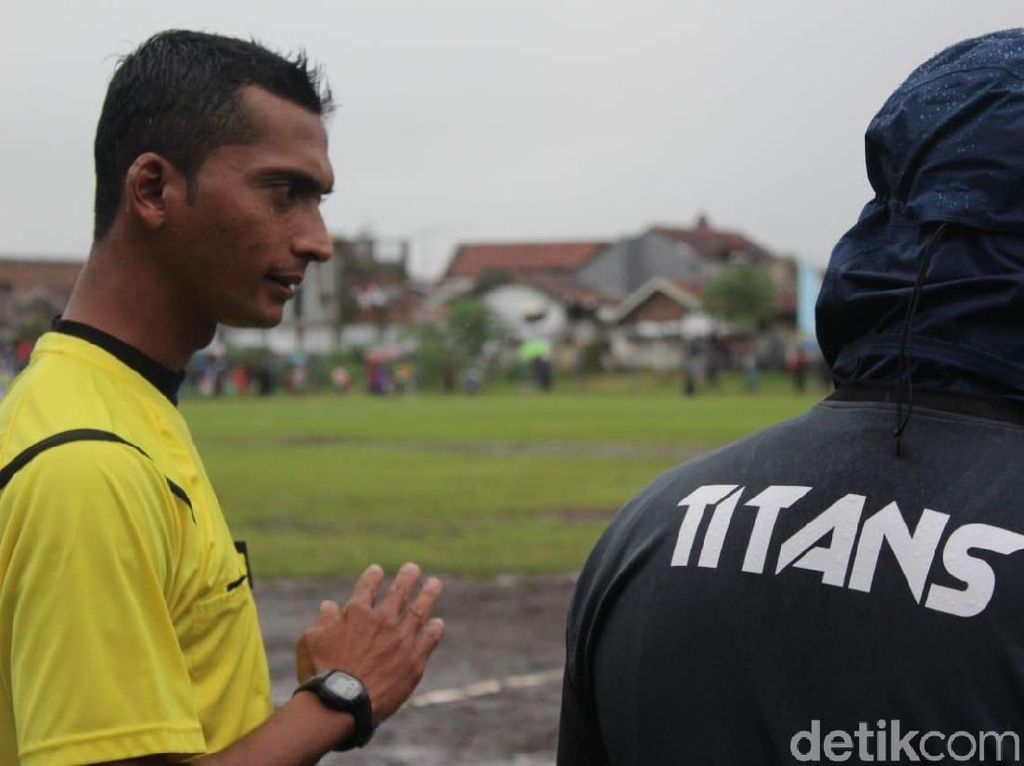 Balada Wasit Nurul, Eks Pelari yang Terlibat Mafia Bola