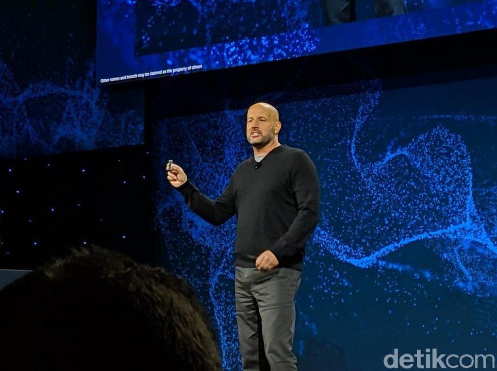 Intel Kenalkan Prosesor Ice Lake dengan Pabrikasi 10nm
