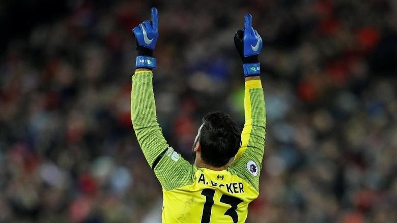 Tolak Chelsea, Alisson Pilih Liverpool sebab Liga Champions