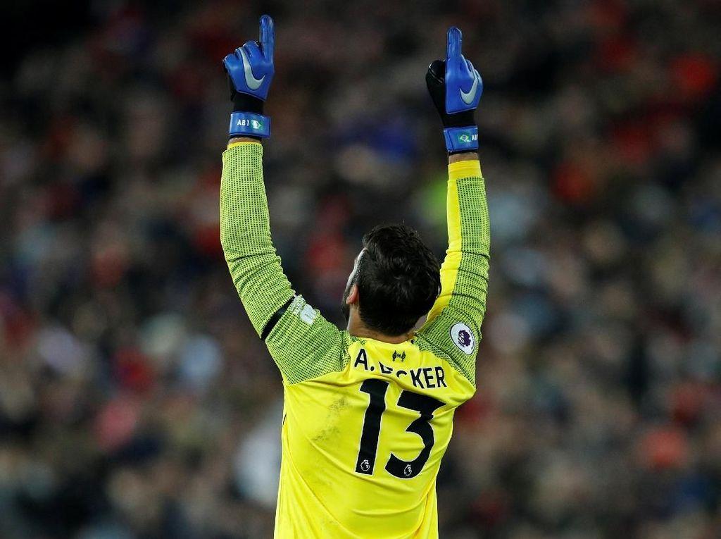 Tolak Chelsea, Alisson Pilih Liverpool karena Liga Champions