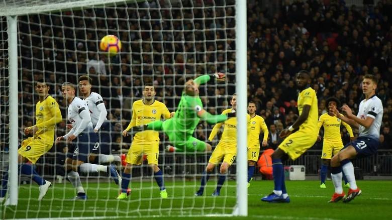 Sarri Akui Chelsea Hancur Usai Kalah dari Tottenham di Liga