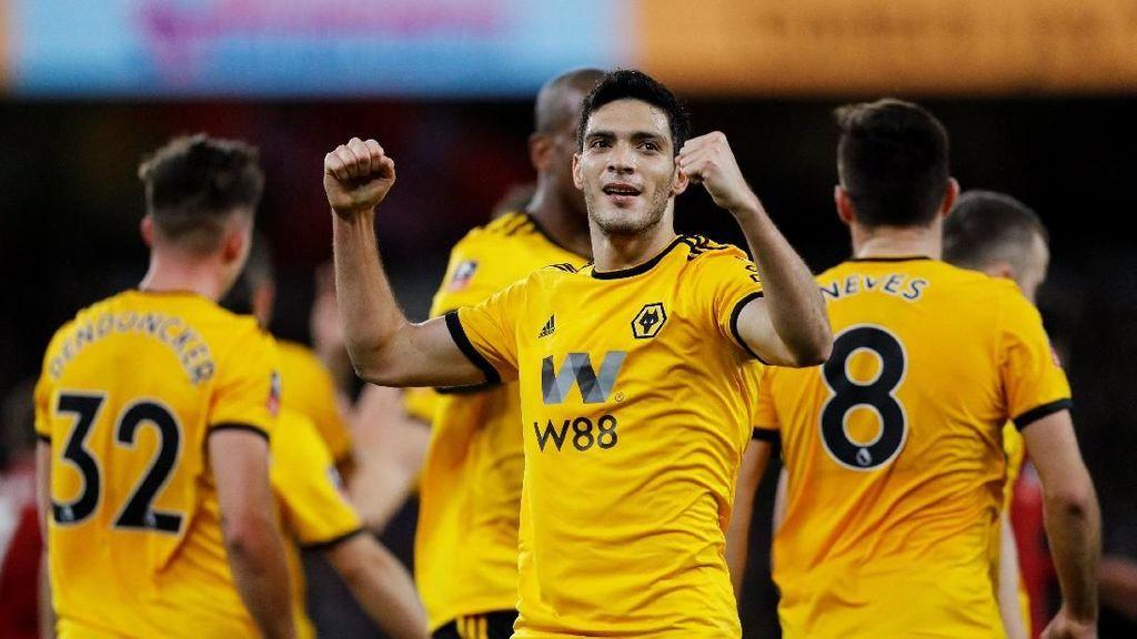 Gol-gol yang Bikin Liverpool Keok di Markas Wolves