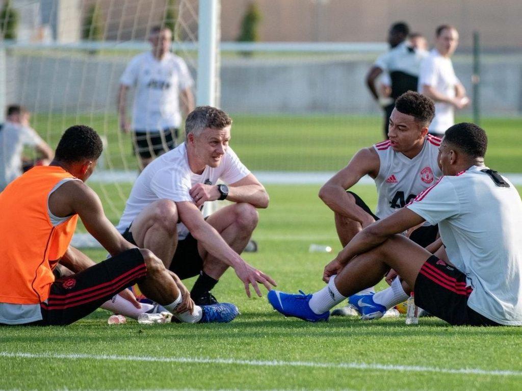 Pereira Bocorkan Jadwal Latihan Terdekat MU, Kapan Tuh?
