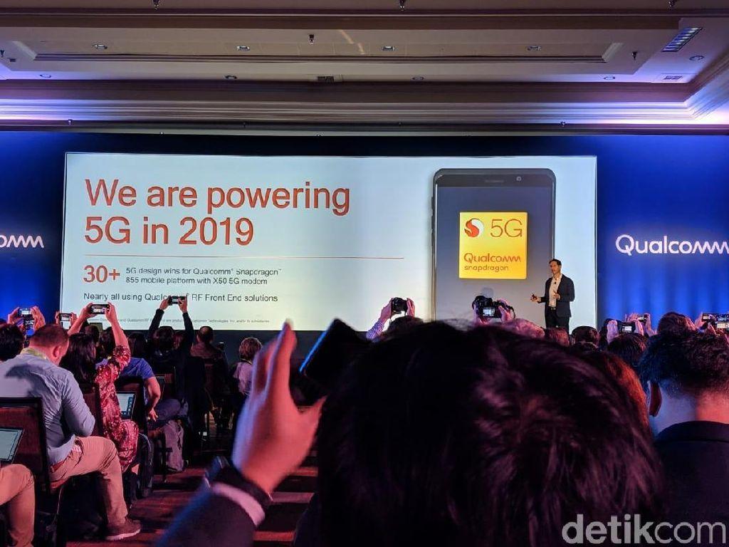 Puluhan Ponsel 5G Siap Menyerbu Pasar Tahun Ini