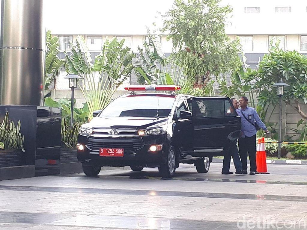 KPK Punya Mobil Tahanan Baru
