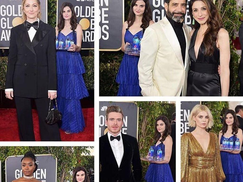 Gadis Pembawa Air yang Viral di Golden Globes, Kini Tuntut Fiji Water