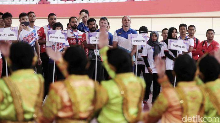 Asian Track Cycling Championship (ACC) 2019 resmi dibuka (Foto: Pradita Utama)