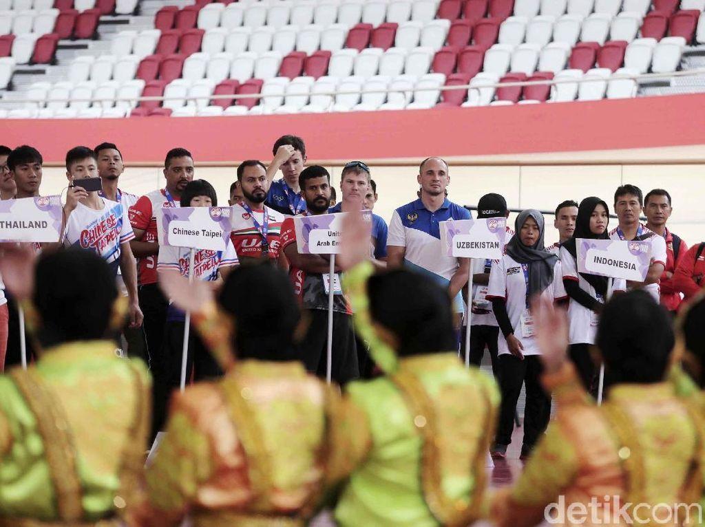 Kejuaraan Asia Balap Sepeda Dibuka, Perburuan Poin Olimpiade pun Dimulai