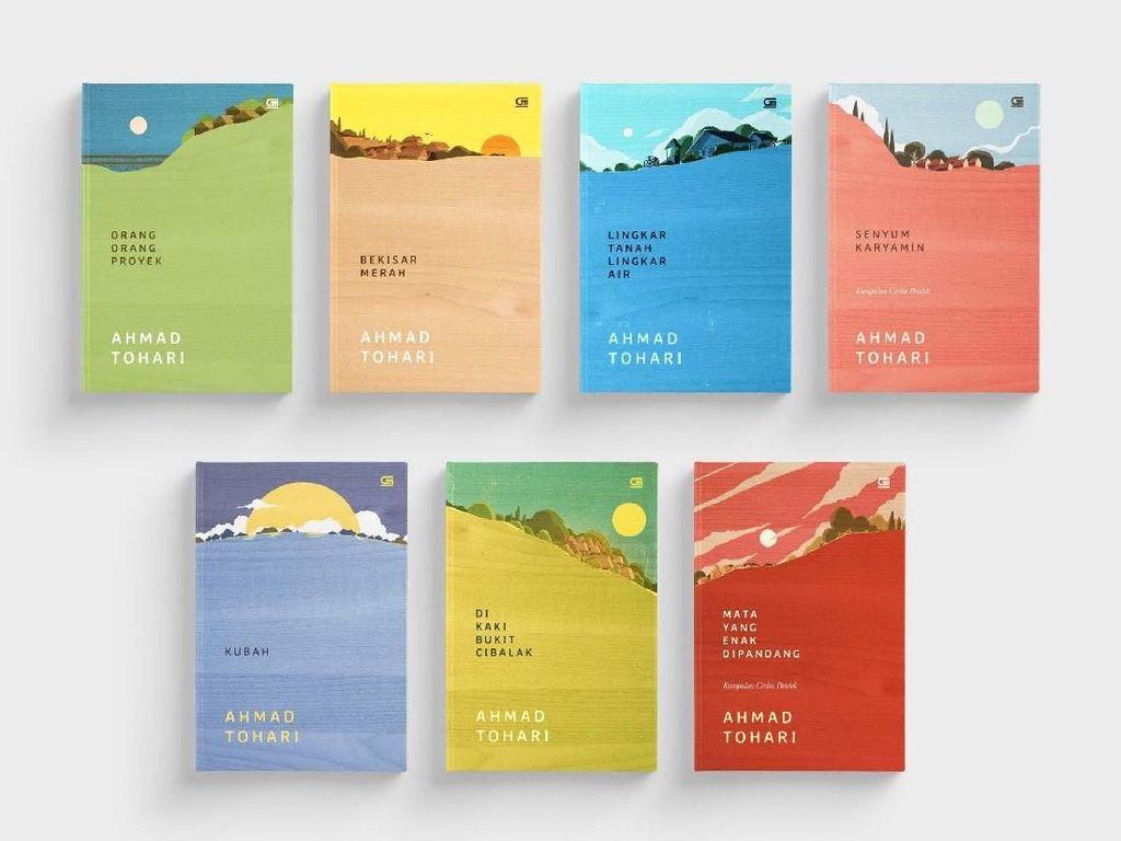Cetakan Terbaru Buku-buku Ahmad Tohari Terbit 14 Januari