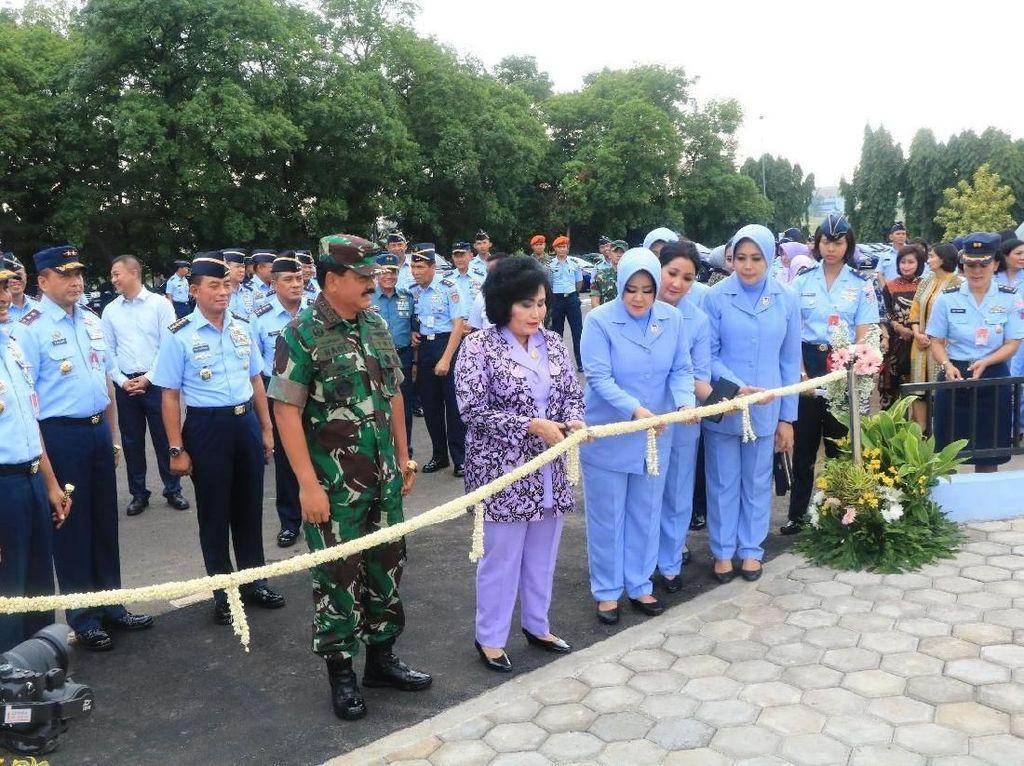 Panglima TNI Resmikan Taman Halim, Terbuka untuk Umum