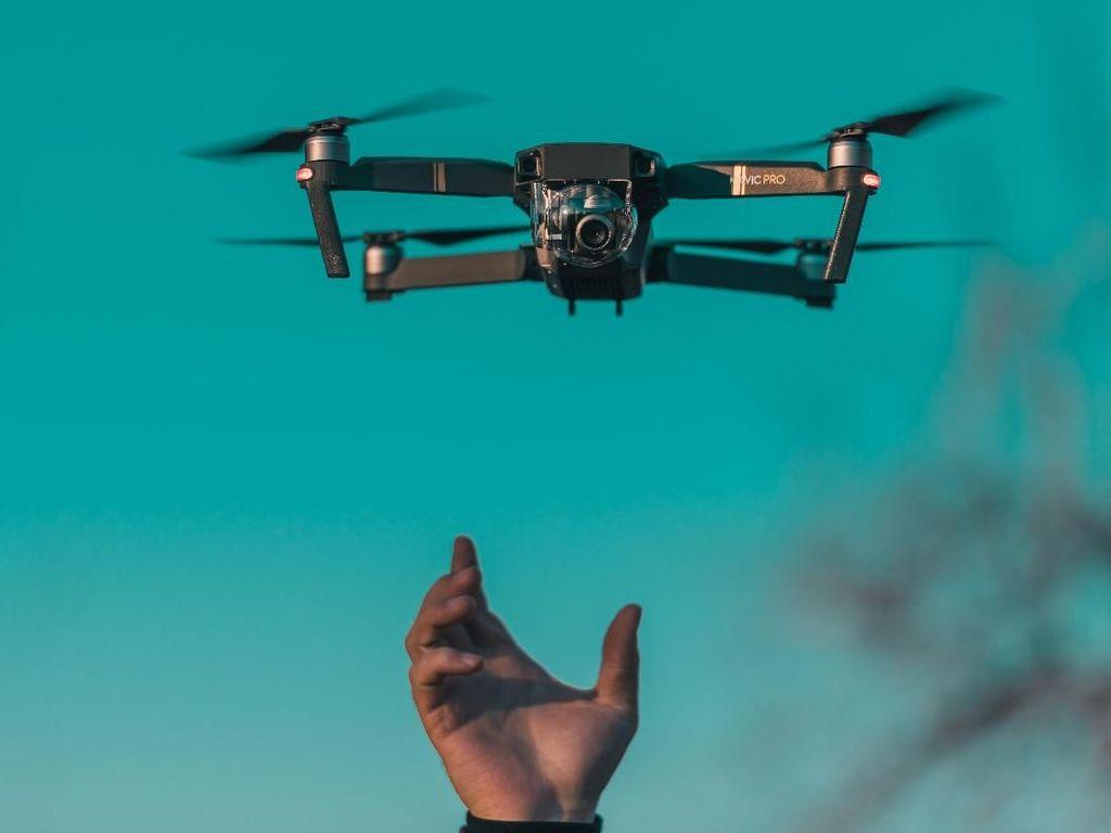 Garuda Bidik Bisnis Angkutan Kargo Pakai Drone