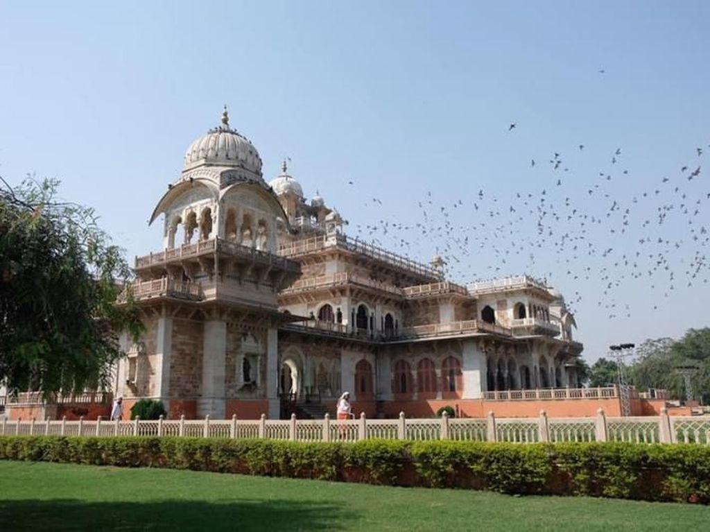 Pesona Golden Triangle India yang Abadi