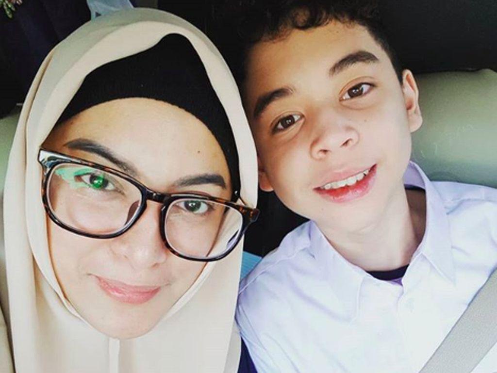 Anak dan Adik Jane Shalimar Juga Sempat Positif COVID-19