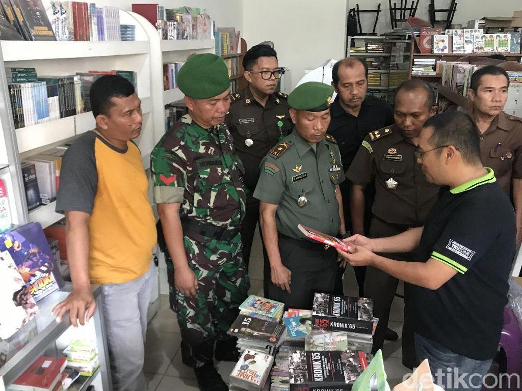 Dukung Penyitaan Buku Berbau PKI, Rommy: Bagian dari Jaga Pancasila