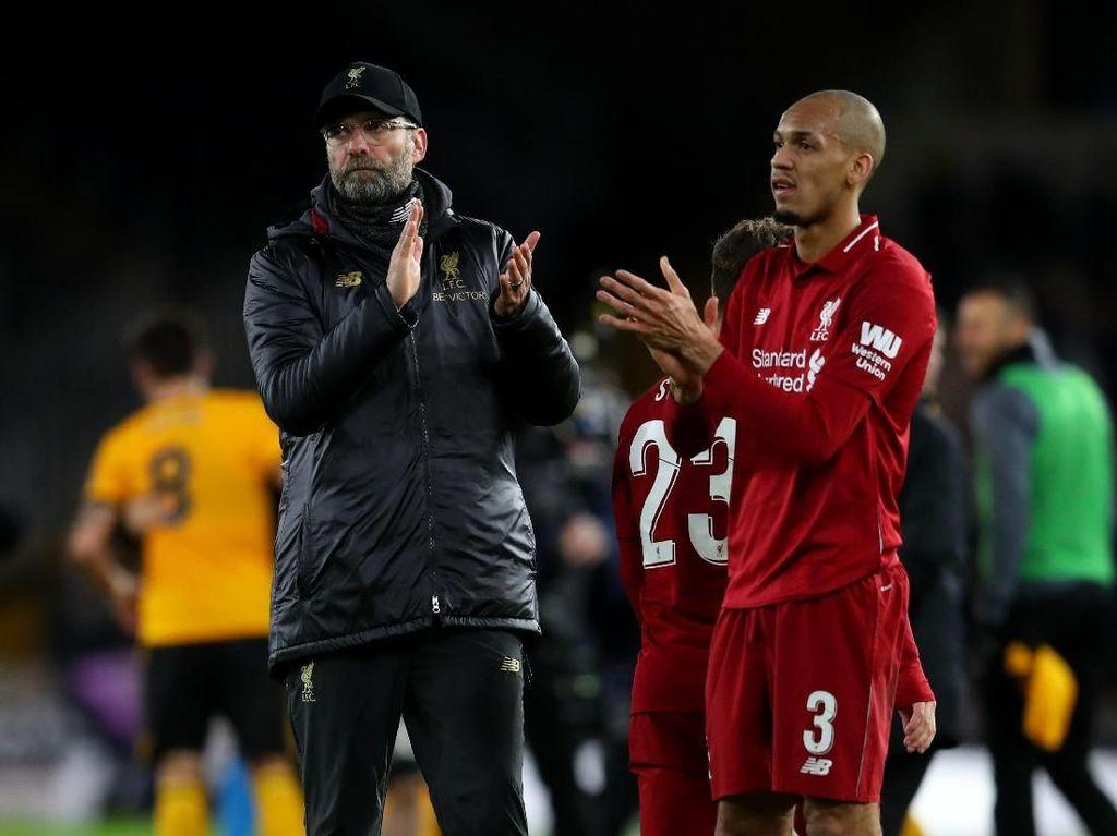 Dua Kali Imbang, Apa Masalah Liverpool?